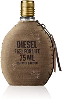 Diesel Fuel For Life Pour Homme/Men 淡香水喷雾 sweet 75ml EDT Spray