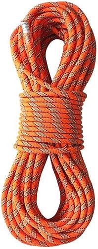 CLIMBING 8MM Résistant à l'usure en Plein Air Randonnée Corde d'escalade Sauvetage à La Maison évasion D'assurance Corde équipement De Sauvetage Sauvage 2-8mm40m