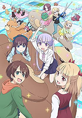 NEW GAME!! Blu-ray BOX
