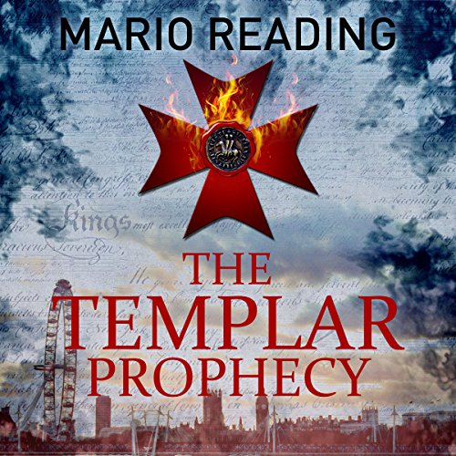 The Templar Prophecy audiobook cover art