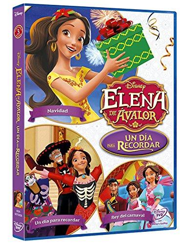 Elena De Ávalor: Un Día Para Recordar [DVD]