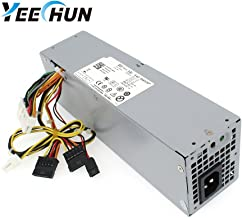 592JG Dell Optiplex 390 790 3010 240W Power Supply J50TW 709MT 2TXYM T5VF6 3WN11