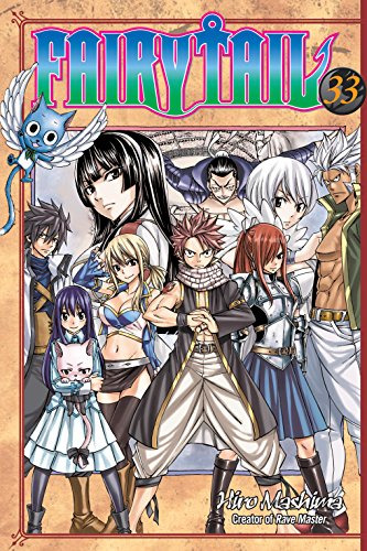 Fairy Tail Vol. 33 (English Edition)