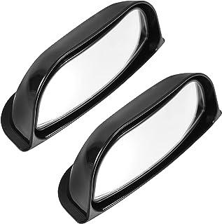VICASKY 2Pcs Car B Pilar Espelhos Retrovisores Laterais Do Banco Traseiro Espelhos de Ponto Cego