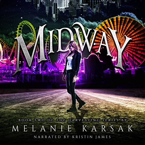 Midway (The Harvesting Series Book 2) cover art