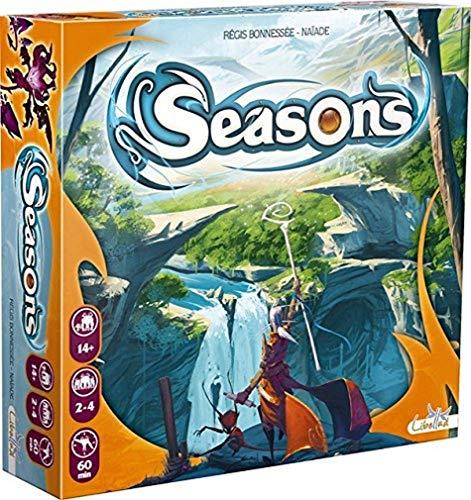 Seasons - Asmodee - Jeu de société - Jeu de...