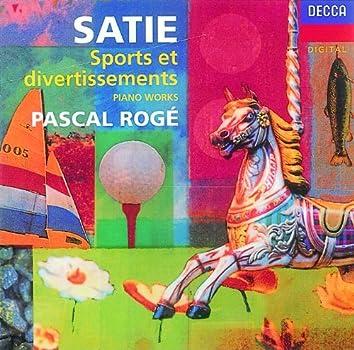 Satie: Sports et Divertissements/Le Piège de Méduse etc.