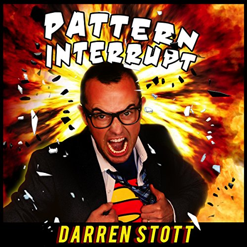Pattern Interrupt audiobook cover art