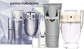 Paco Rabanne Invictus EDT Spray 100ml + duschget100ml + 10ml spray Mini