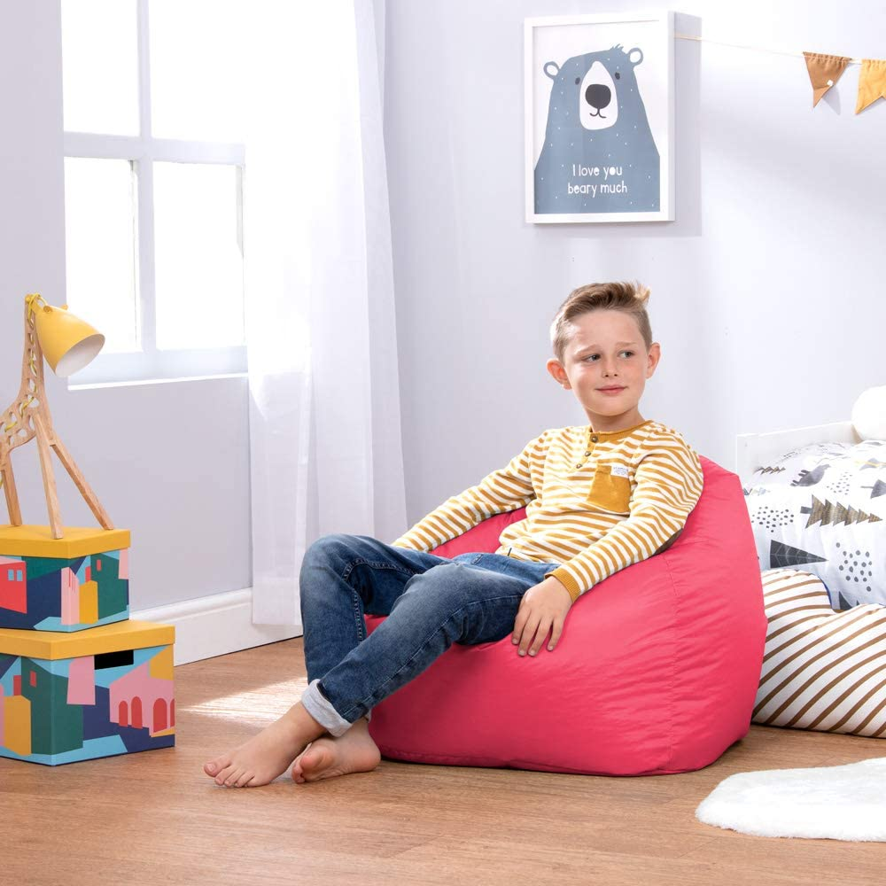 Sitzs/äcke f/ür den Innen- und Au/ßenbereich Mittelgro/ß Gro/ß Bean Bag Bazaar Mittelgro/ßer Sitzs/äcke f/ür Kinder Wasserabweisend Sitzs/äcke f/ür das Wohnzimmer
