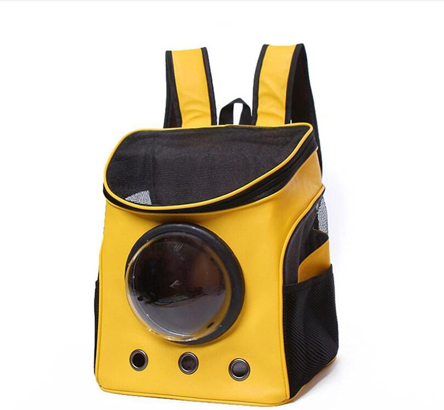 Kaxima Pet Carrier Backpack Space Capsule Backpack Double spalla Bag
