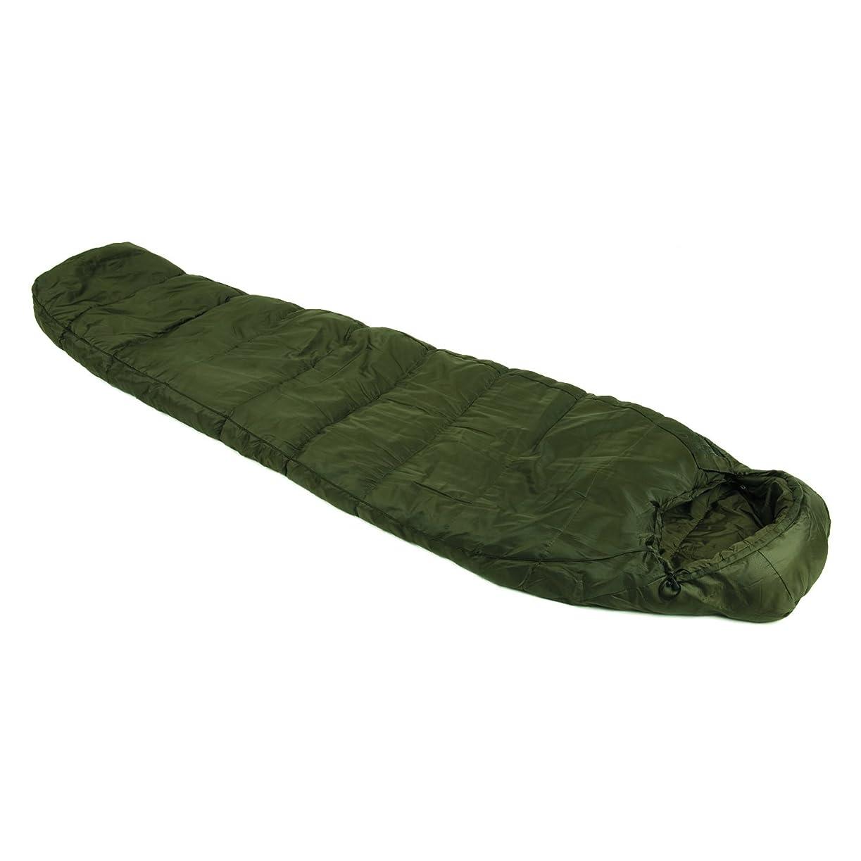 吐き出すインレイ数値Snugpak(スナグパック) 寝袋 スリーパーライト オリーブ [最低使用温度-7度]