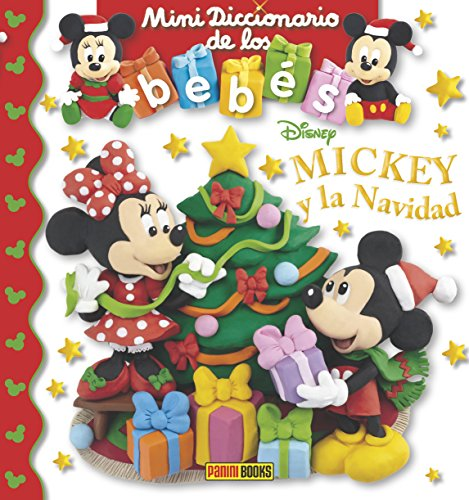 Disney. Mickey y la Navidad. Mini diccionario de los bebés