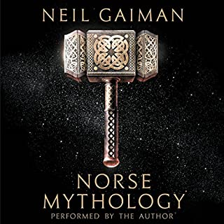 Norse Mythology                   Written by:                                                                                                                                 Neil Gaiman                               Narrated by:                                                                                                                                 Neil Gaiman                      Length: 6 hrs and 29 mins     965 ratings     Overall 4.7