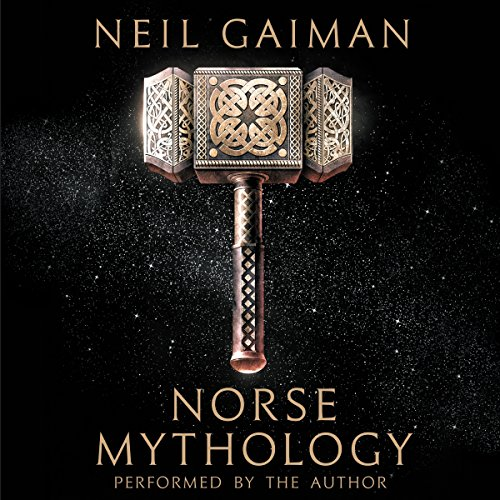 Norse Mythology                   By:                                                                                                                                 Neil Gaiman                               Narrated by:                                                                                                                                 Neil Gaiman                      Length: 6 hrs and 29 mins     44,067 ratings     Overall 4.6
