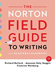 Best norton field guide to writing with readings and handbook Reviews