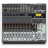 Behringer QX1832USB Xenyx Console de mixage 18 entrées