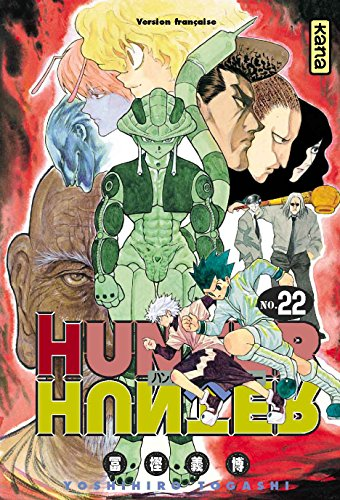 Hunter X Hunter, tome 22