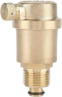 Air Vent Valve, Automatic Brass Vent Valve DN15 G1/2 Automatic Air Vent Valve, Automatic Vent Valve for Solar Water Heater