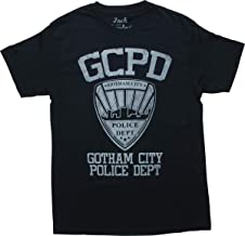 Batman Gotham City Police Department Gym Shirt