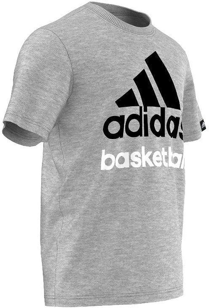 adidas Shirt Basketball - Camiseta/Camisa Deportivas para ...