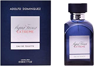 Adolfo Dominguez Agua Fresca Extreme Edt Vapo 230 Ml 1 Unidad 280 g