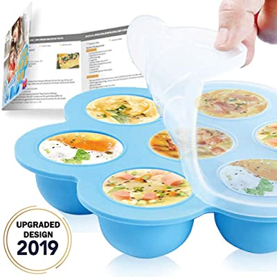 Silicone Egg Bites Molds for Instant Pot Access...