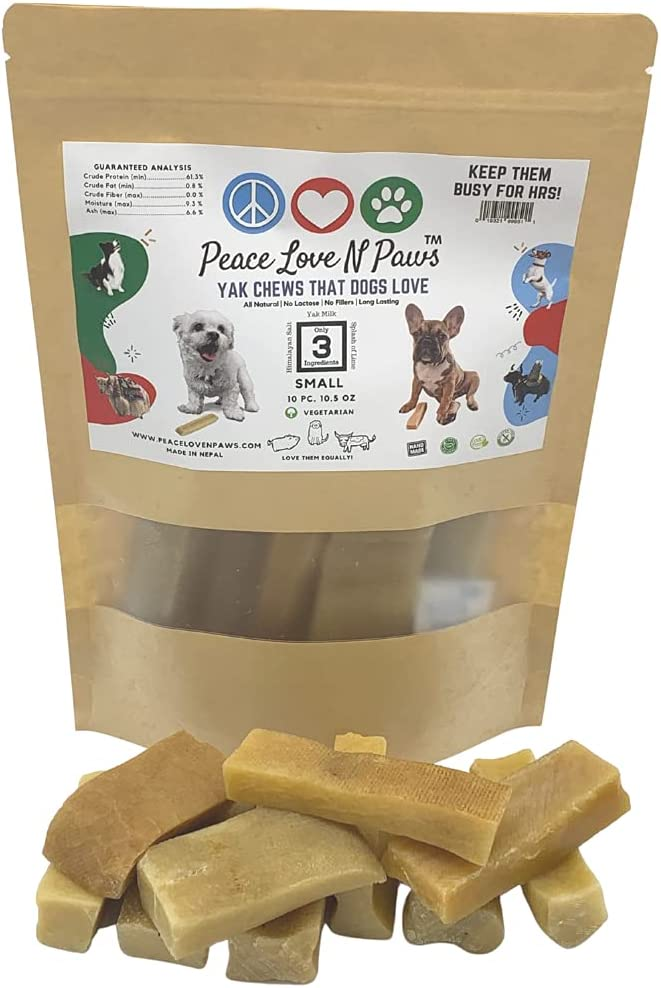 Product Peace Love N Paws Himalayan Yak Dog Max 50% OFF Cheese Small - for Chews