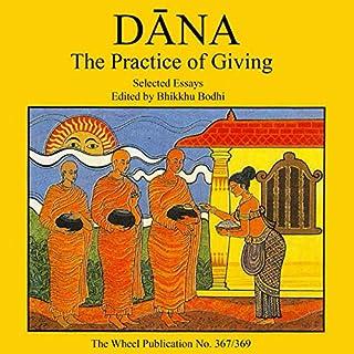 Dana: The Practice of Giving audiobook cover art