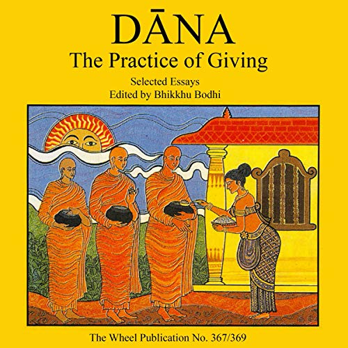 Dana: The Practice of Giving audiobook cover art