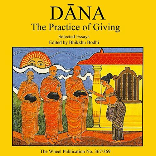 Dana: The Practice of Giving Titelbild