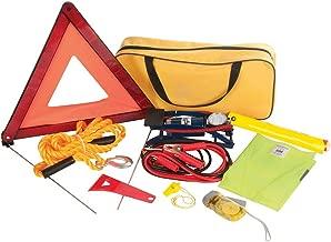 Silverline Tools Kit de Emergencia para el Coche, 9 pzas 9 pzas