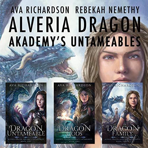 Alveria Dragon Akademy's Untameables cover art
