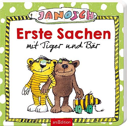Janosch - Erste Sachen mit Tiger und Bär