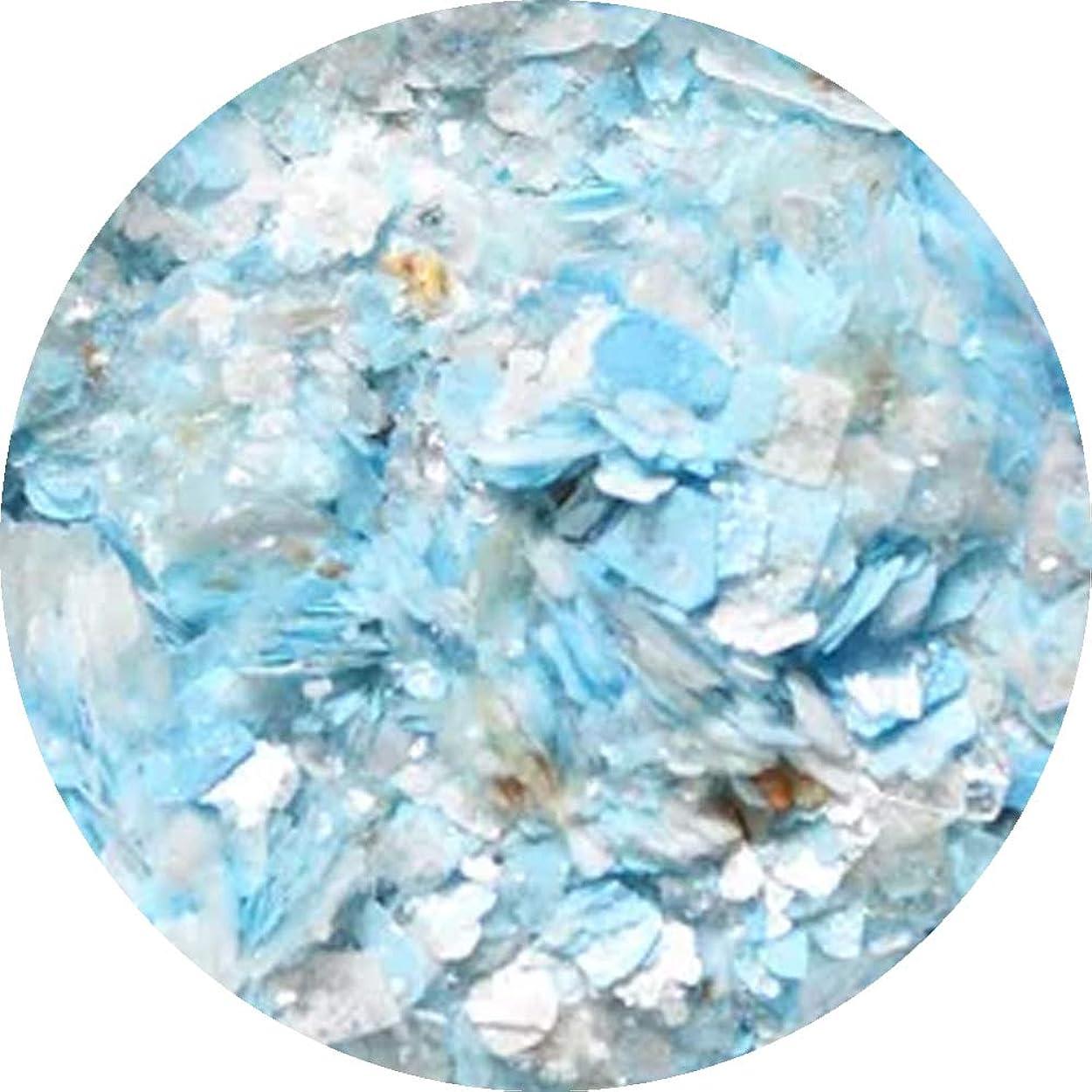 示すコモランマ膜Charlon クラッシュラメ ブルー