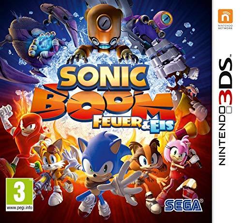 Sonic Boom: Feuer und Eis [Nintendo 3DS/2DS]
