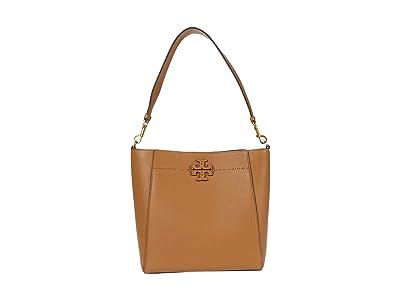 Tory Burch McGraw Hobo (Tiramisu) Bags