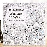 Livre De Coloriage Pour Enfants Adultes Papercrafts Peinture Livres Voyage Jeu Puzzle Jouets Dessin Pads Livres DIY Livre De Coloriage