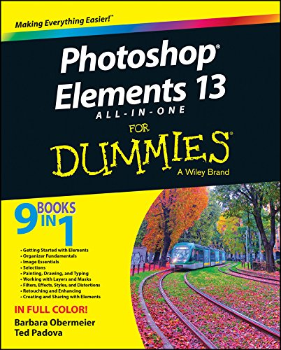 Obermeier, B: Photoshop Elements 13 All-in-One For Dummies