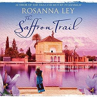 The Saffron Trail cover art