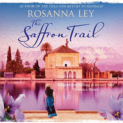 Couverture de The Saffron Trail