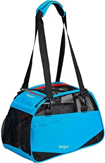 Bergan Voyager Comfort Carrier, Bright Blue, Large