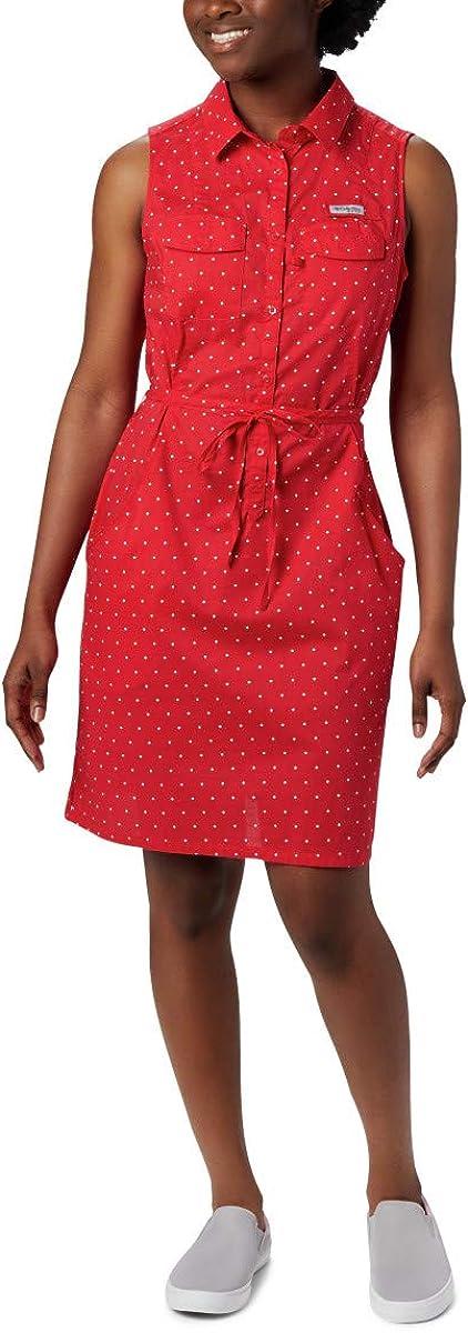 Columbia Women's Bonehead Stretch Sleeveless Dress
