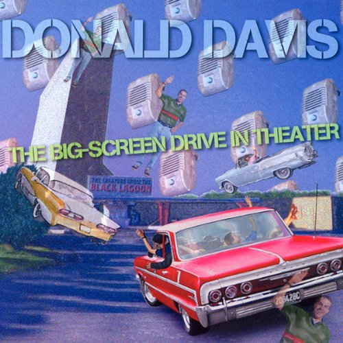 The Big Screen Drive-In Theater audiobook cover art