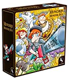 Pegasus Spiele 17027G - Munchkin Monsterbox Cover 1, Huang-Edition -