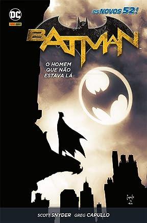 Batman. O Homem que não Estava Lá