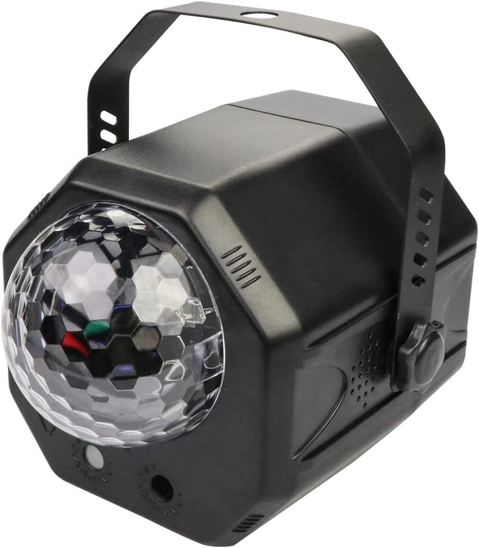 BZGKNUL Party Lights RGB Max 67% OFF LED DJ Magic Part Ball Water Disco High order Wave