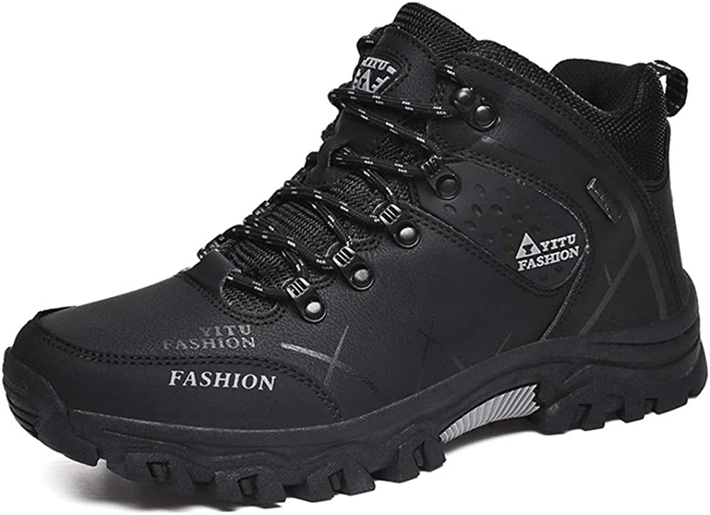 Hiking Price reduction Boots Mens and safety Outdoor for Hiker Firm