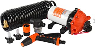 Sanven Professional 70 PSI On-board Washdown Pump KIT - Rv/boat/marine/agricultural by Eteyo