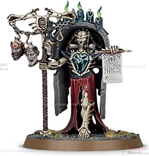 Games Workshop Warhammer Age of Sigmar: Vokmortian Master of The Bone-Tithe
